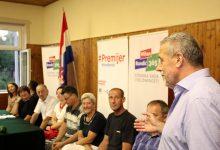 """Predstavljena Općinska organizacija """"BM 365 – Stranke rada i solidarnosti"""" u Draganiću"""