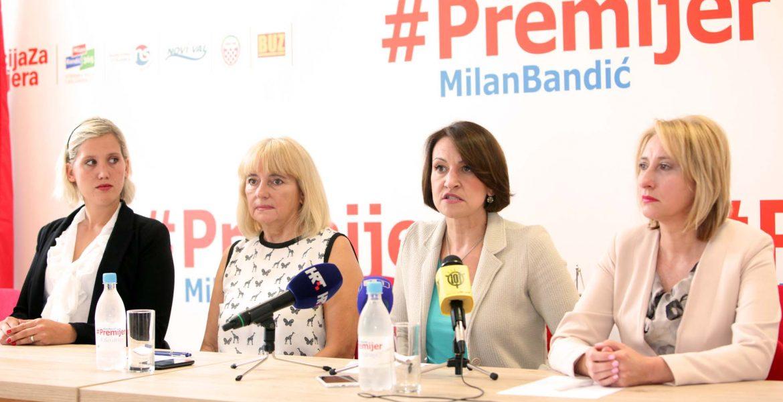 Reakcija Koalicije za Premijera na uvrede MOST-ovca Siniše Ružića upućene Sandri Perković