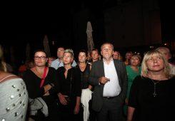 Izborna noć u stožeru Koalicije za Premijera