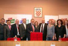 Predstavljanje Županijske organizacije Zagrebačke županije Stranke rada i solidarnosti