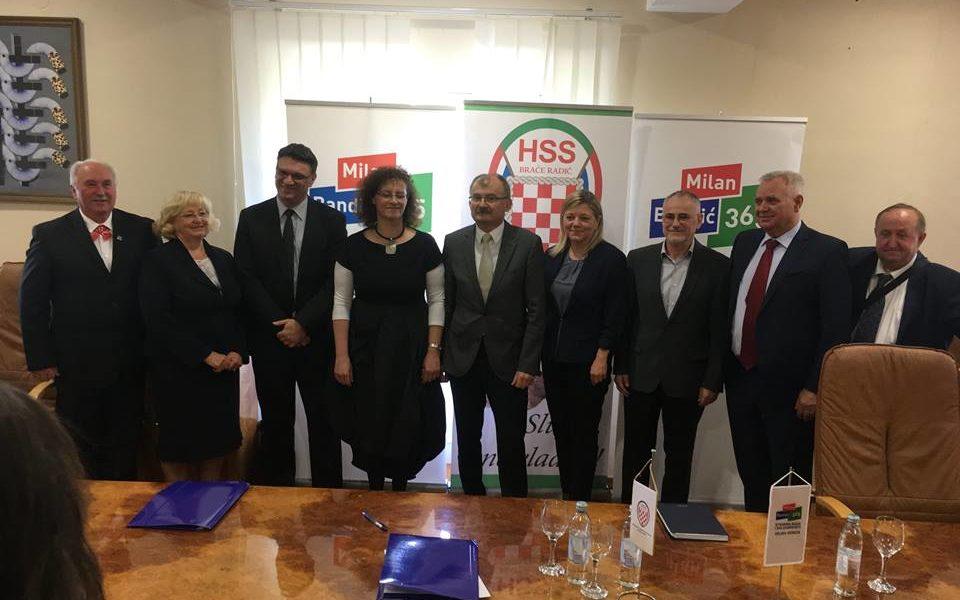 Neven Karas za Gradonačelnika Velike Gorice, a Zvonko Kunić župana Zagrebačke županije