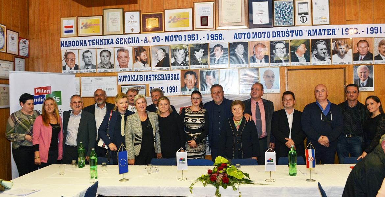 365 u Jastrebarskom i  Zagrebačkoj županiji