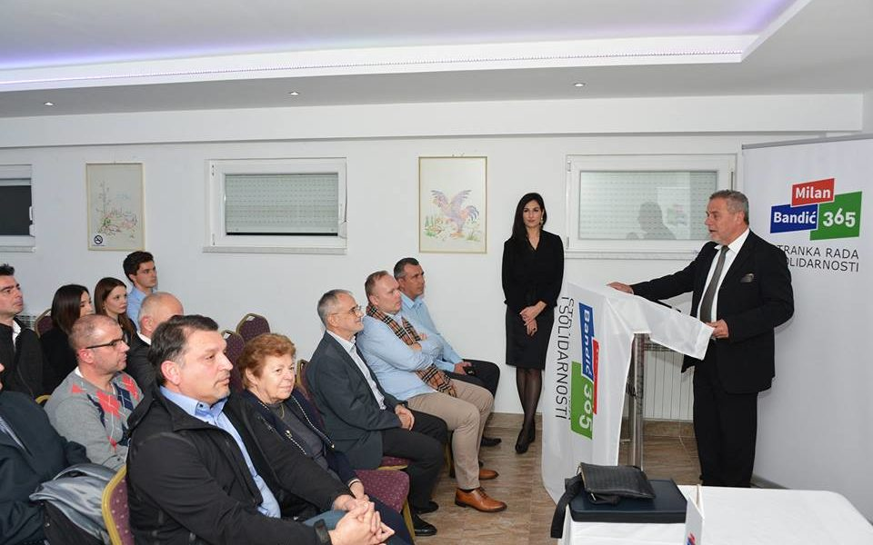 Predstavljena Gradska organizacija Stranke rada i solidarnosti u Koprivnici
