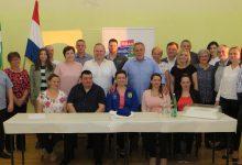 Predstavljena Općinska organizacija u Farkaševcu