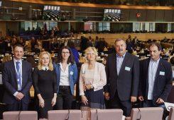 Najuzornija hrvatska seoska žena u Europskom parlamentu