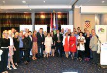 Članovi Predsjedništva Gradske organizacije Grada Zagreba Stranke rada i solidarnosti