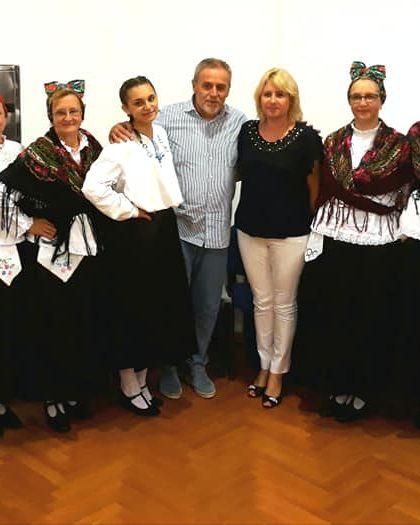 Predstavljena Županijska organizacija Koprivničko-križevačke županije u Molvama