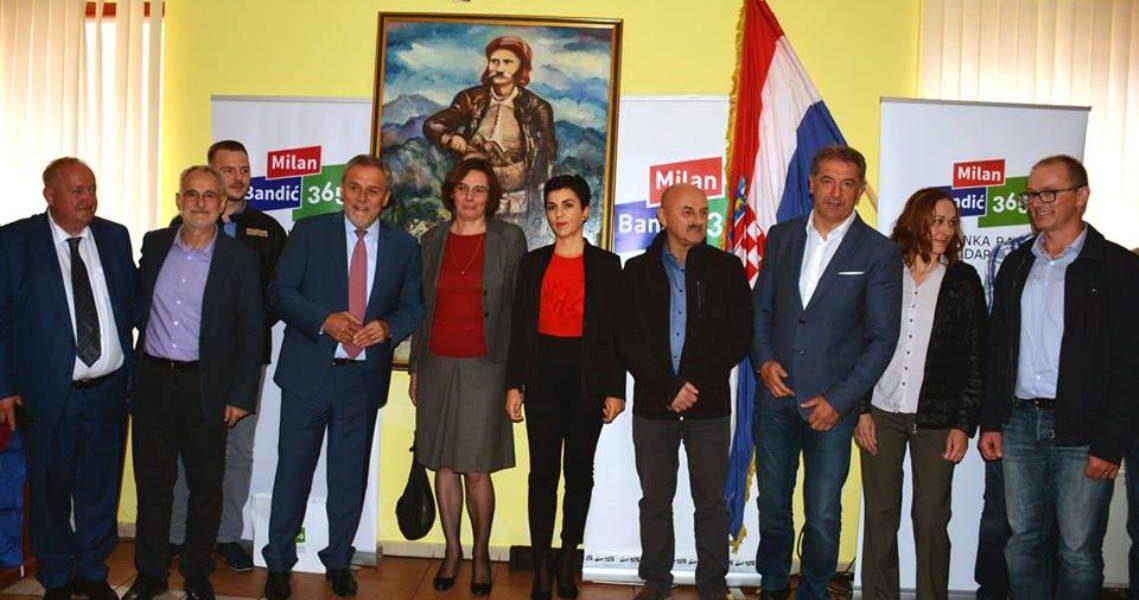 Predstavljena Gradska organizacija u Gospiću