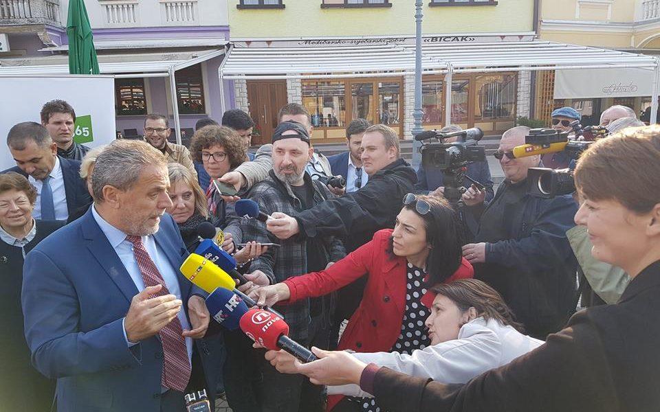 Održana press konferencija u Mariji Bistrici povodom pristupanja novih članova iz Zagorja