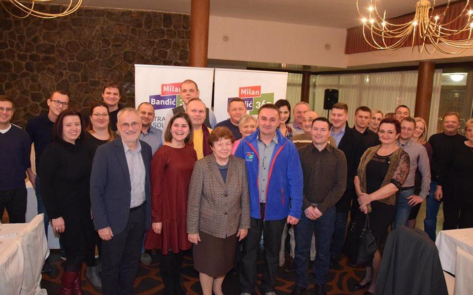 Održana Konstituirajuća Skupština Općinske organizacije Krapinske Toplice