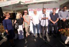 U Slavonskom Brodu predstavljeni kandidati iz V. izborne jedinice