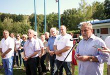 Milan Bandić na otvaranju nogometnog kampa nacionalnih manjina u Daruvaru