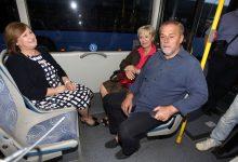 Nova autobusna linija puštena  u promet