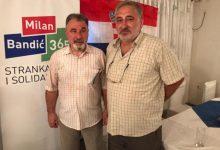 Prof. Nenad Kljaić, novi predsjednik sisačke Gradske organizacije