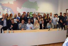 Konferencija za medije povodom učlanjenja brojnih sportaša u Stranku rada i solidarnosti