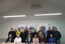 Pristupanje zamjenika gradonačelnika Grada Donje Stubice Luke Grabušića Stranci rada i solidarnosti
