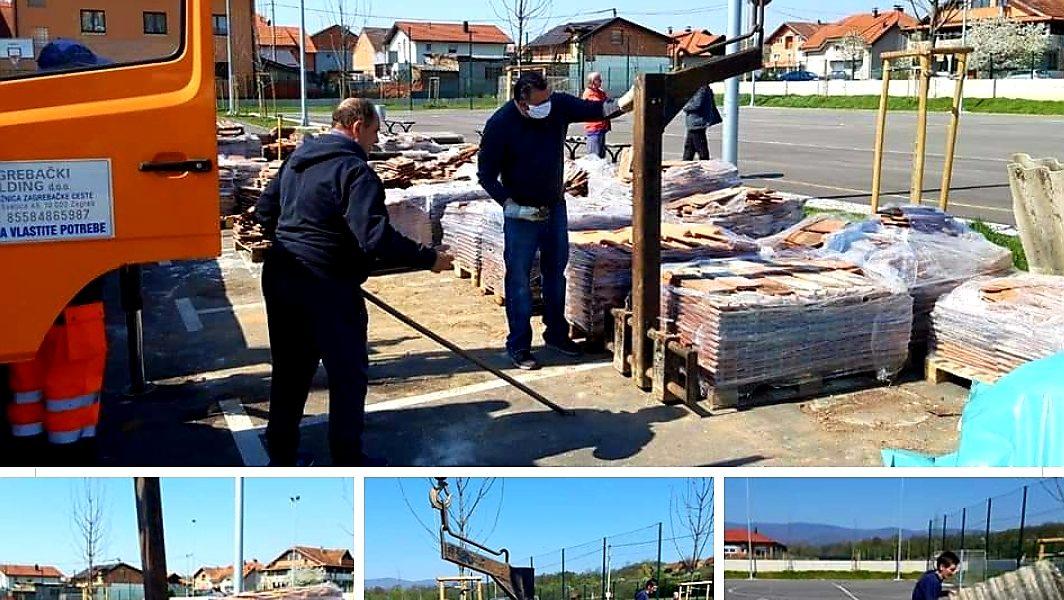 Humanitarne aktivnosti vijeća Gradske četvrti Gornja Dubrava