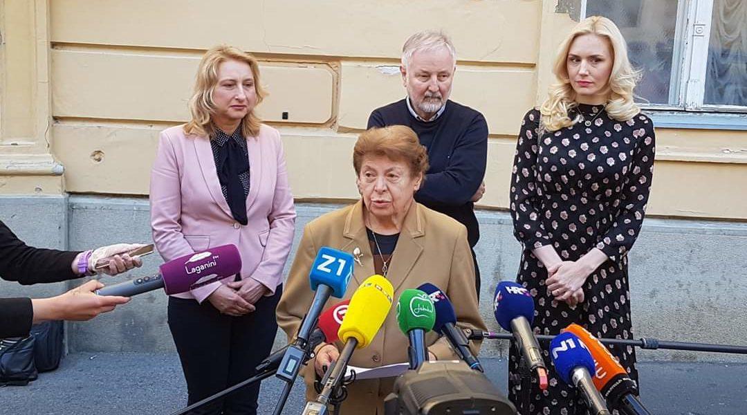 PRESS KLUBA STRANKE RADA I SOLIDARNOSTI