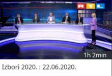 Parlamentarni izbori 2020 – sučeljavanje stranačkih kanditata na RTL televiziji