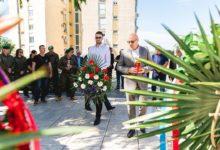 Anton Dobra u gradu Šibeniku odao počast poginulim suborcima 113.brigade