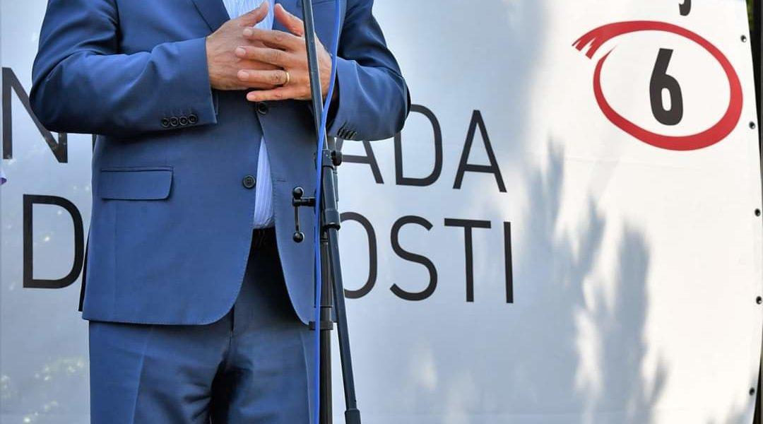 U Granešini održano je predstavljanje i druženje s kandidatima Stranke rada i solidarnosti za II. izbornu jedinicu zajedno sa građanima
