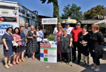 28.lipnja 2020 kandidati s liste za VII. Izbornu jedinicu družili su se s građanima gradske četvrti Trešnjevka jug