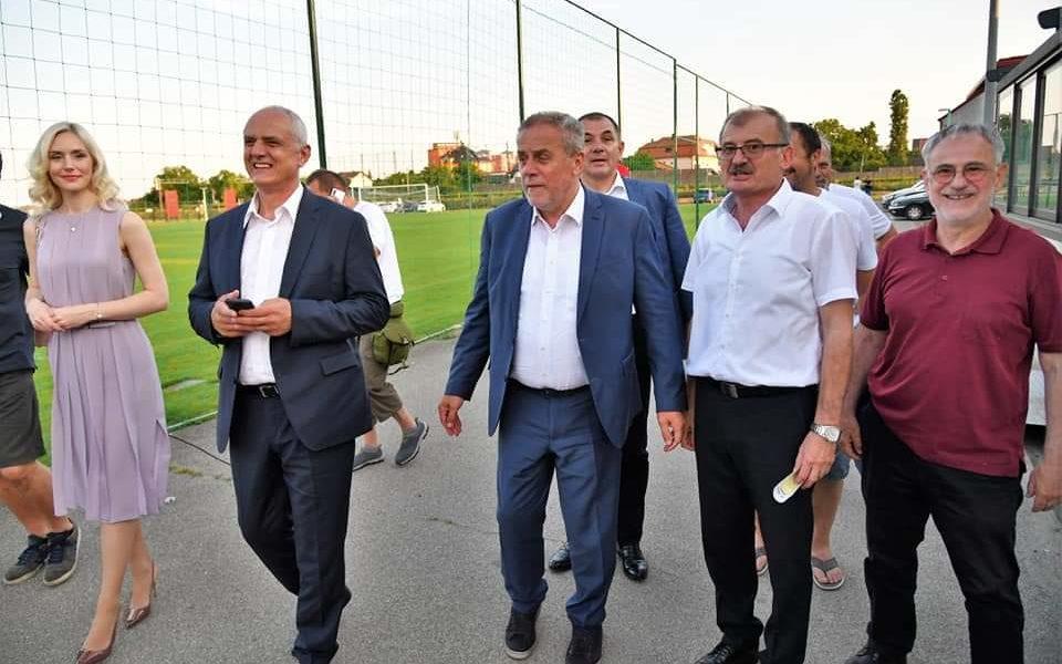 U Velikoj Gorici održano predstavljanje kandidata Stranke rada i solidarnosti za VI. Izbornu jedinicu