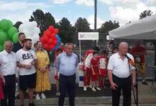 Obilazak Gradske četvrt Donja Dubrava i otvorenje novog dječjeg igralište na križanju Branimirove ulice i Štefanovečkog zavoja